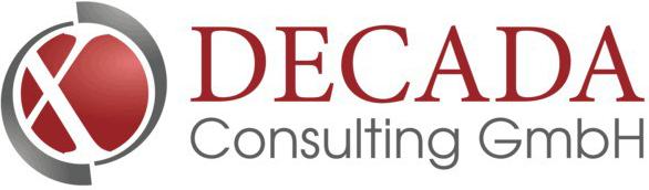 Logo der Decada Consulting GmbH - Ein Partner der QuadriO Beratungsgesellschaft