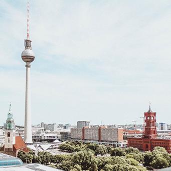 Berlin - Ein Standort der QuadriO Beratungsgesellschaft