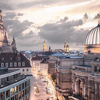 Dresden - Headquarter der QuadriO Beratungsgesellschaft