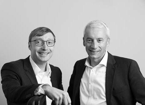 Sascha Mieth & Jörg Schulze - Geschäftsführung der QuadriO Beratungsgesellschaft